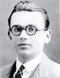 Kurt Gödel in 1925 (Credits: Anonymous, public domain)