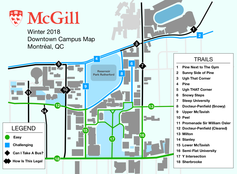 ski map mcgill 2018